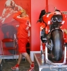Ducati's frustrate even the best mechanics :-)